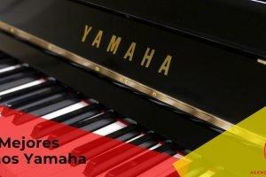 Las mejores pianos Yamaha