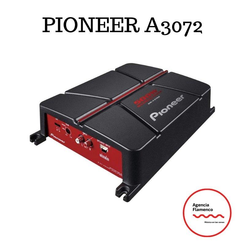amplificador pioneer a3072