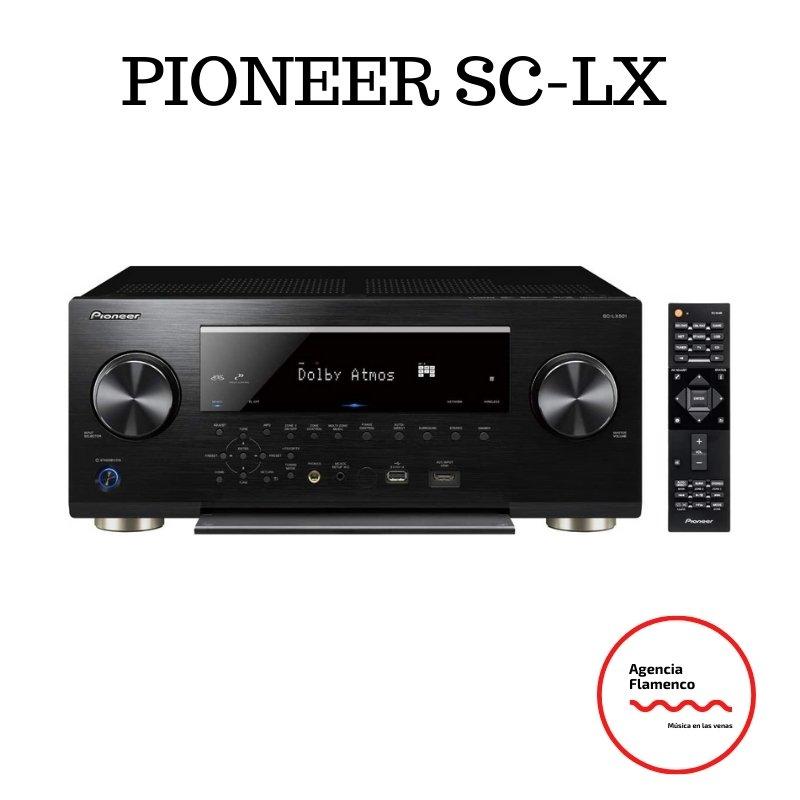 3. Pioneer SC-LX 501-B Class