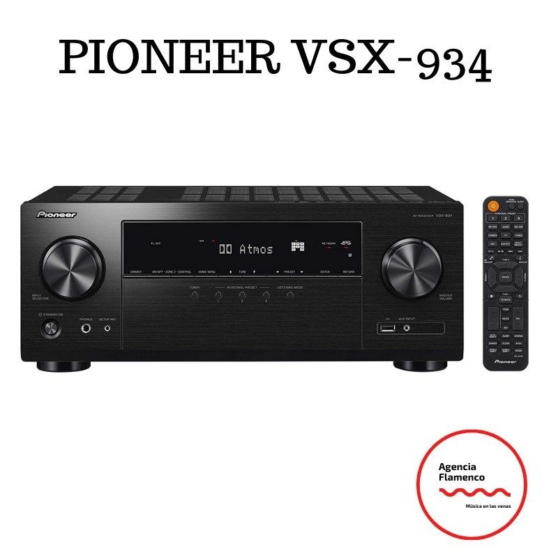 4. Pioneer VSX-934